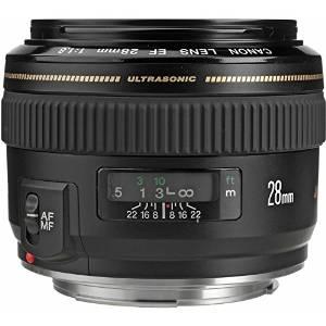 28mm lens