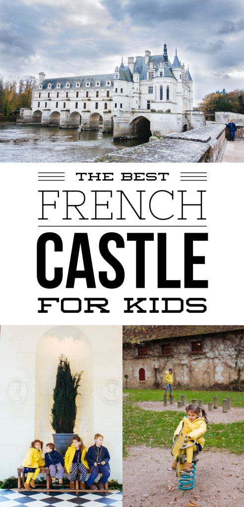 The Best French Castle for Kids