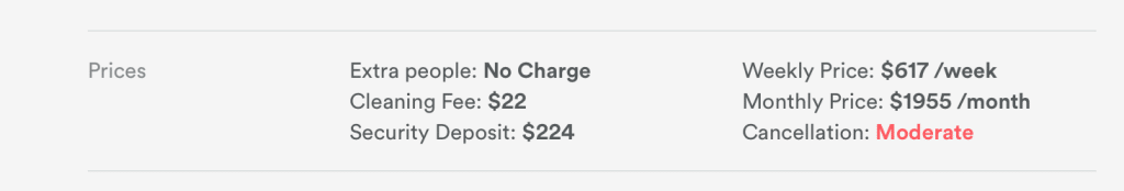 Long Term Discount