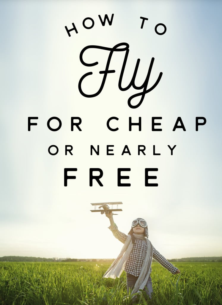 Fly Cheap Paris with Kids