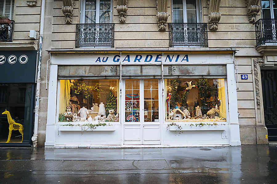 Toy Shops Paris with Kids