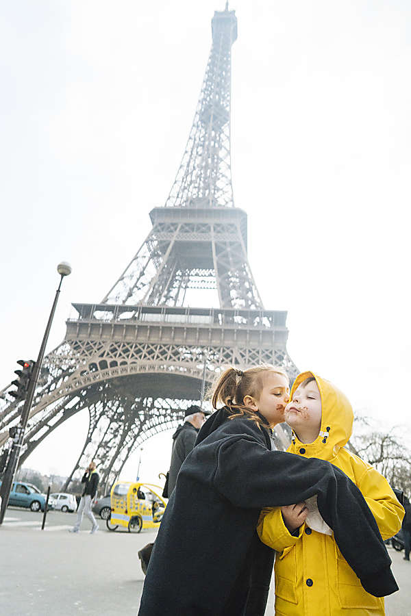 Eiffel Tower Paris with Kids