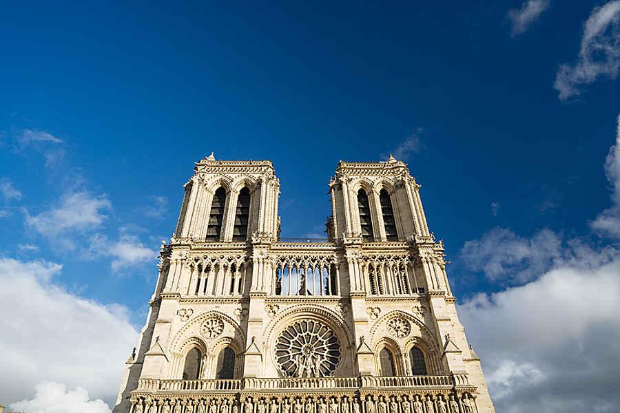 Notre Dame Paris with Kids