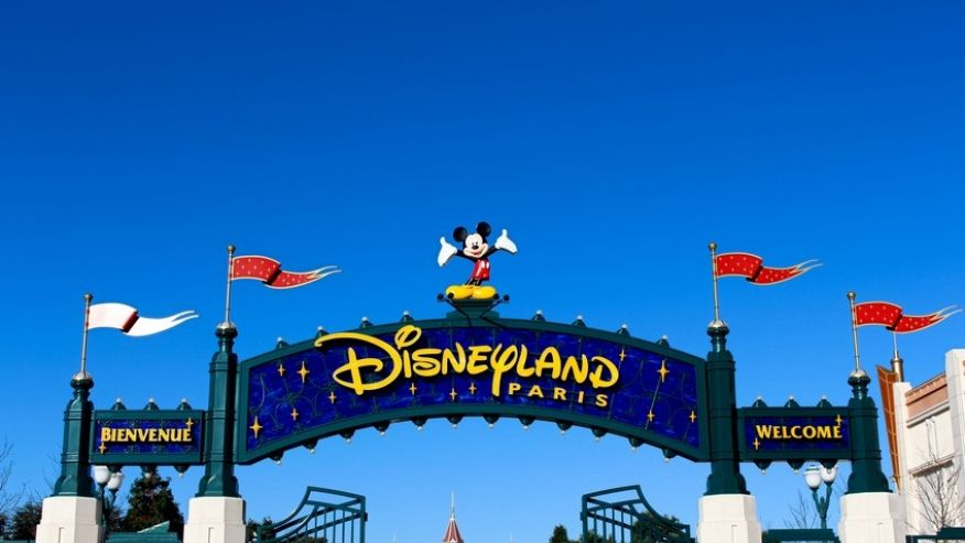 Disneyland paris Paris with Kids