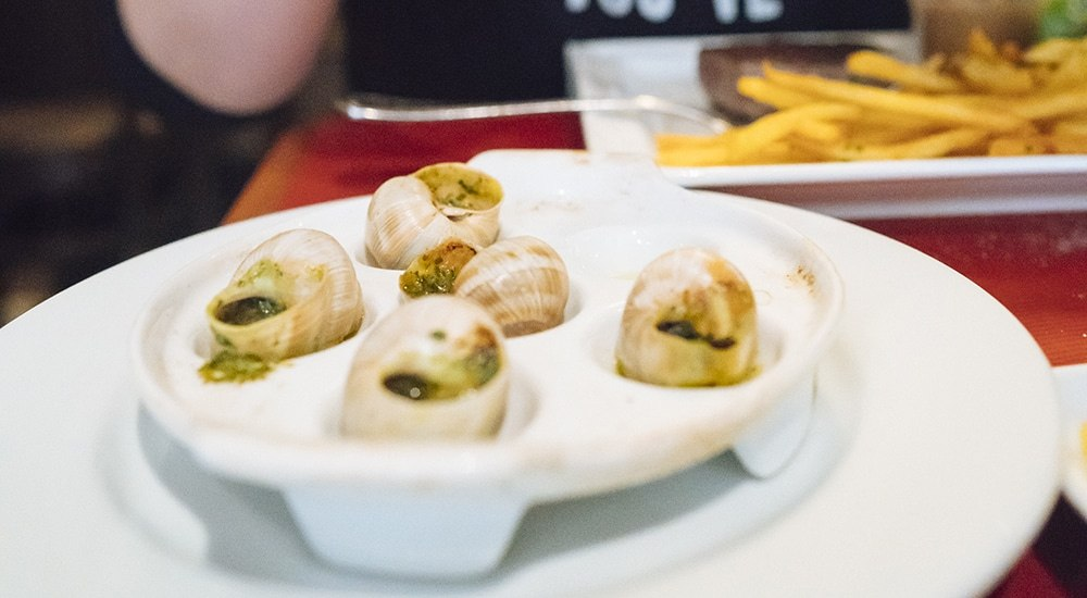 Escargot Paris with Kids