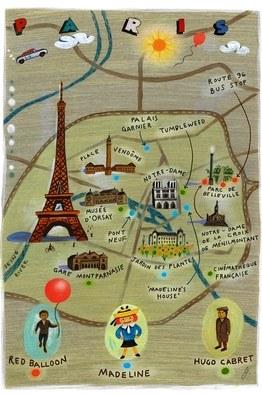 Madeline Walking Tour Paris with Kids