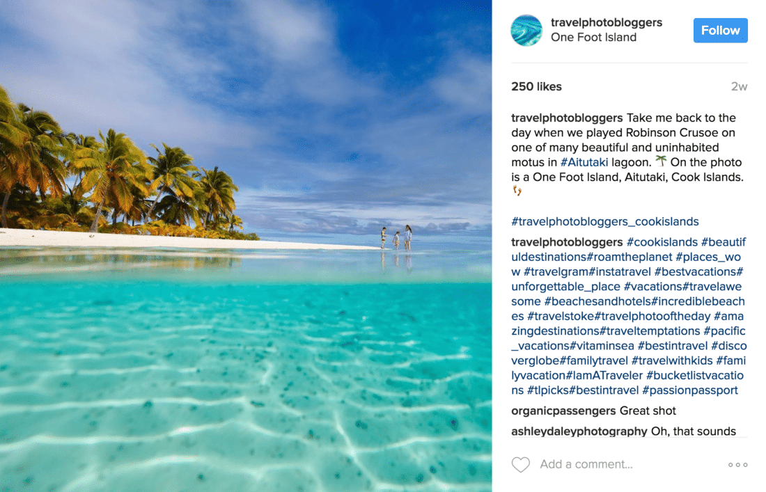 My Favorite Family Travel Instagram Accounts