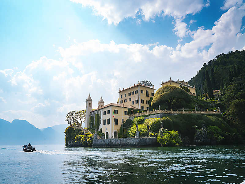 lake como next vacation