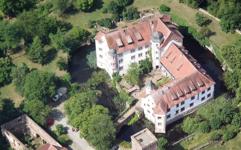 affordable castle