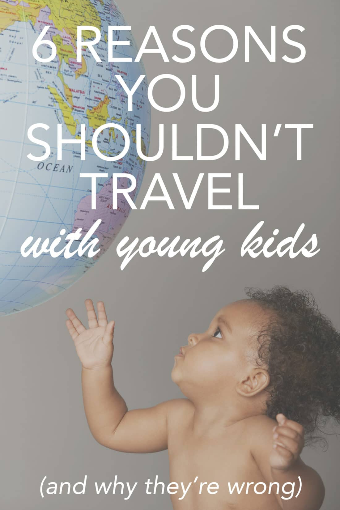 travel with young children