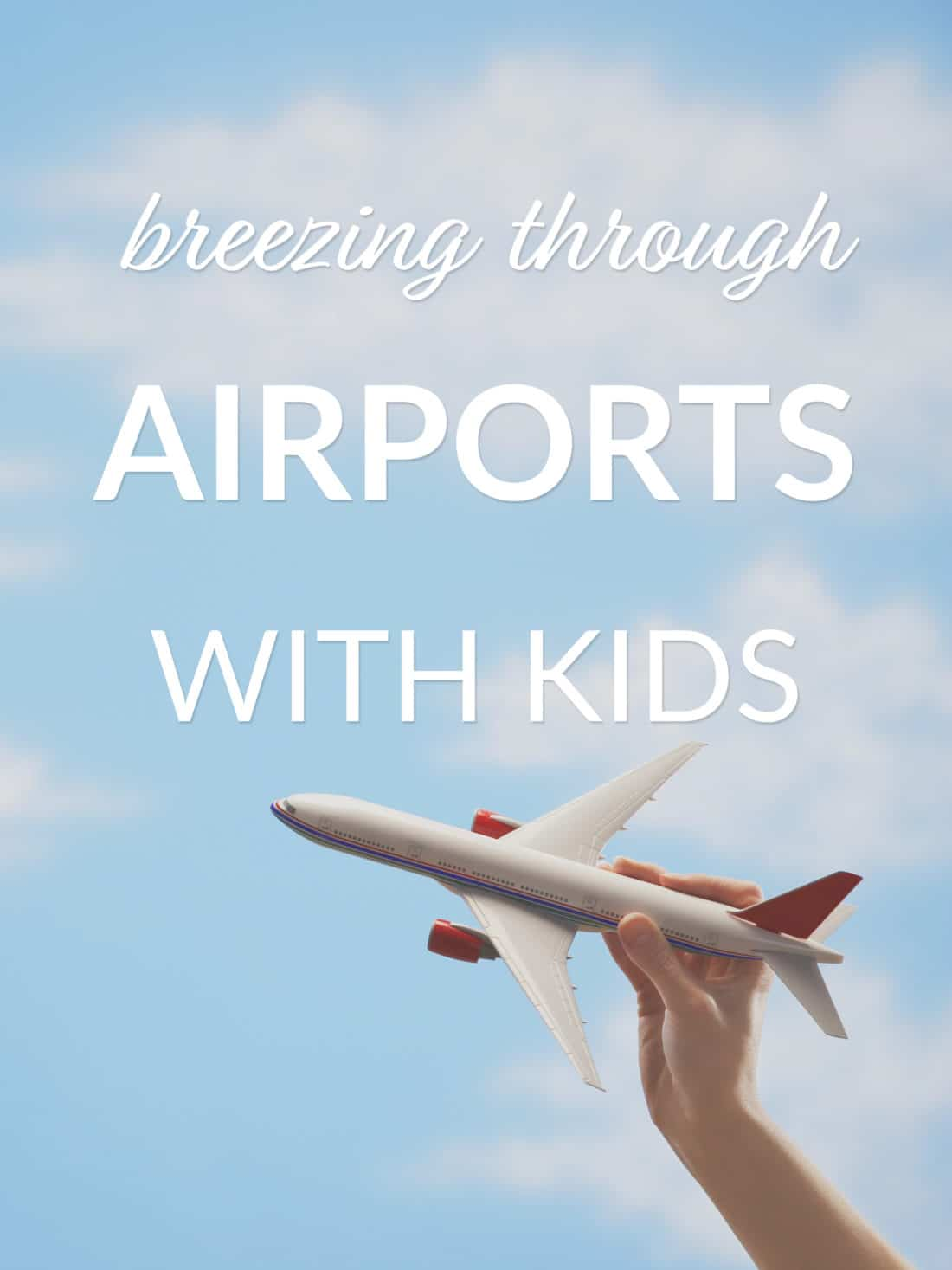 airports with kids