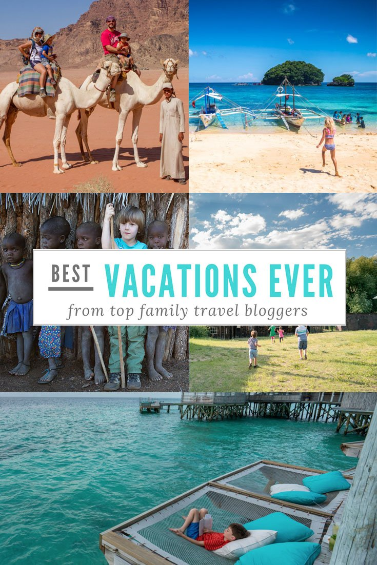 BEST VACATIONS EVER