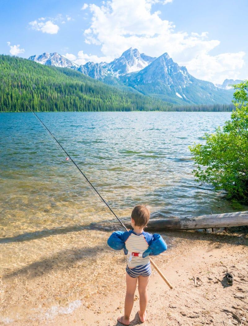 idaho fishing