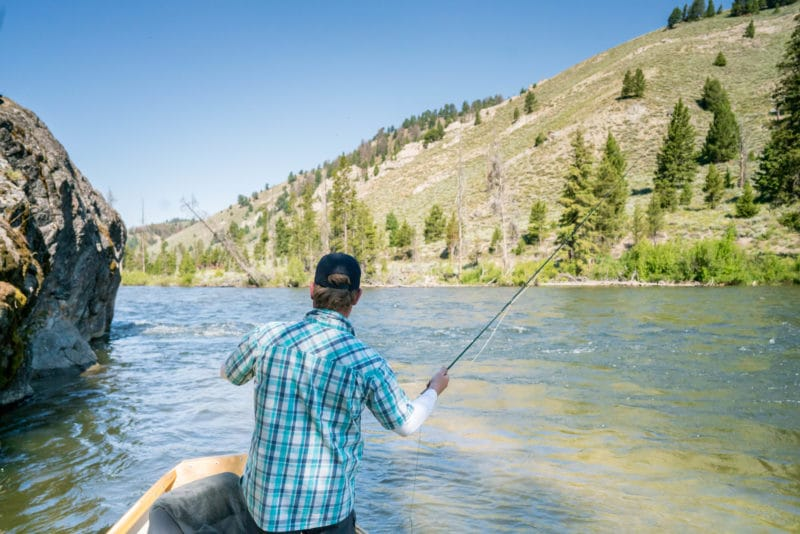 idaho fishing