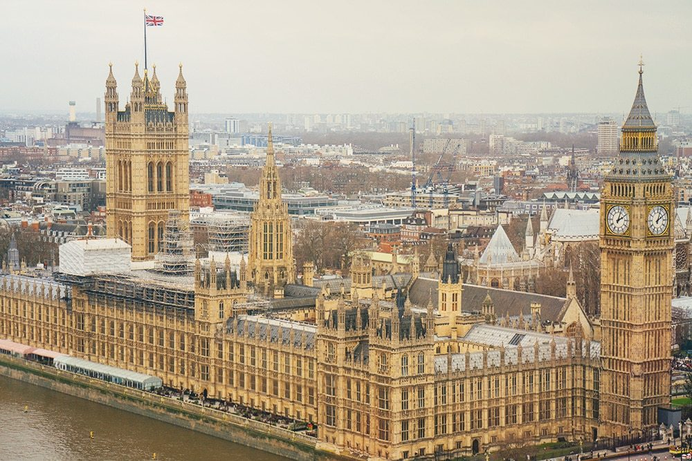 perfect london itinerary