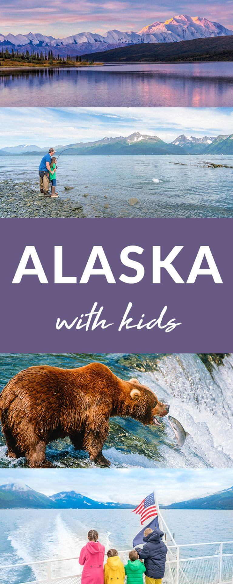 what to do in alaska with kids