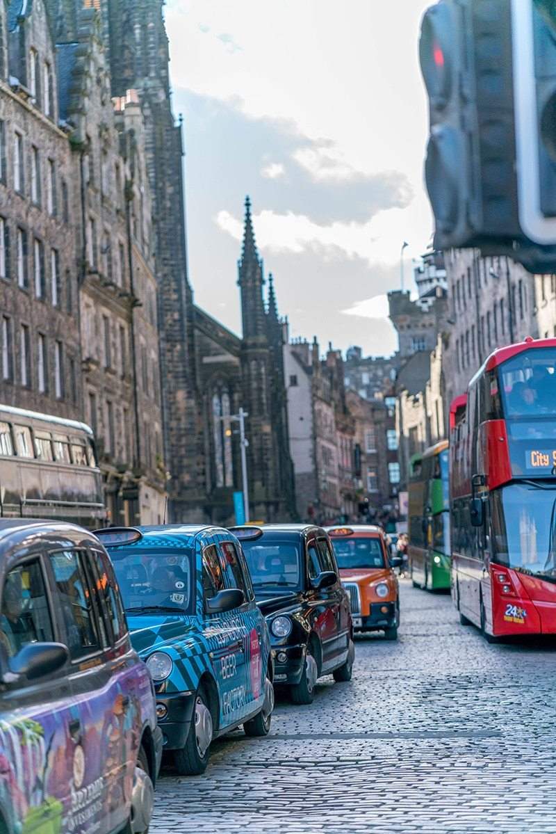 what to do in edinburgh