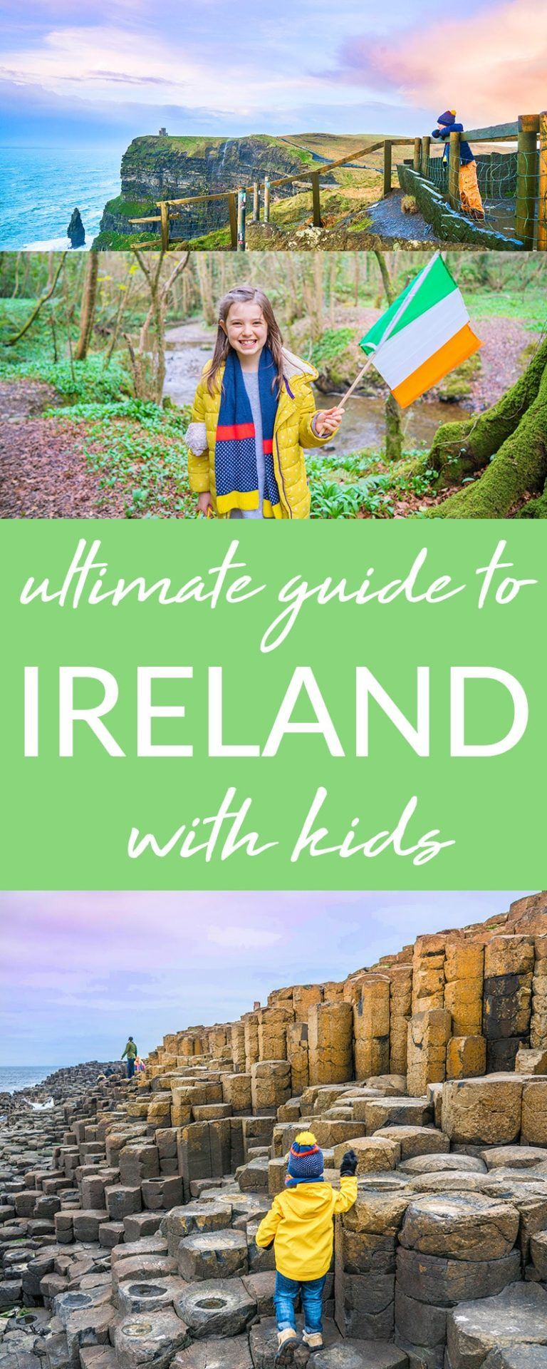 Interactive Map Of Ireland For Kids.What To Do In Ireland With Kids