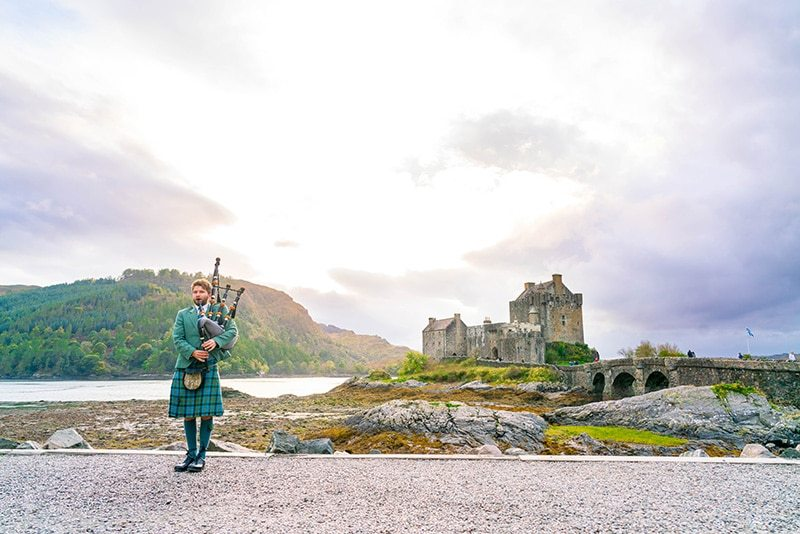 perfect scotland itinerary