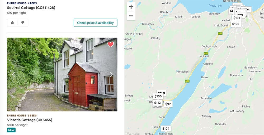Perfect Scotland Itinerary Airbnb Inverness