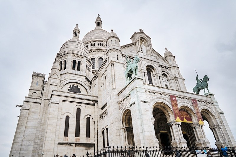Paris By Foot Wanderlust Crew - Paris things to do map