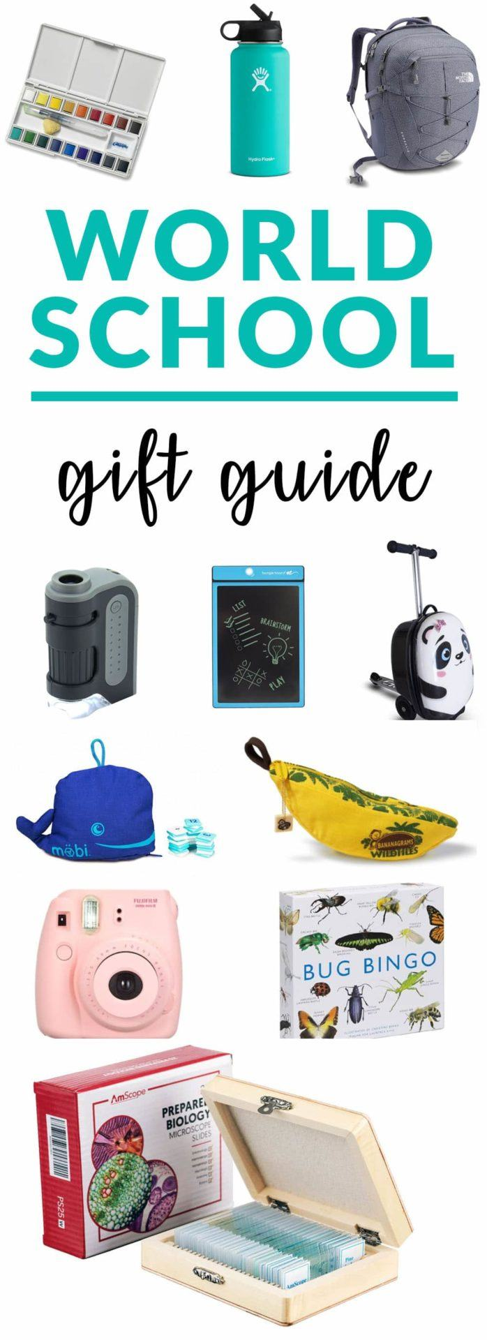 worldschool gift guide