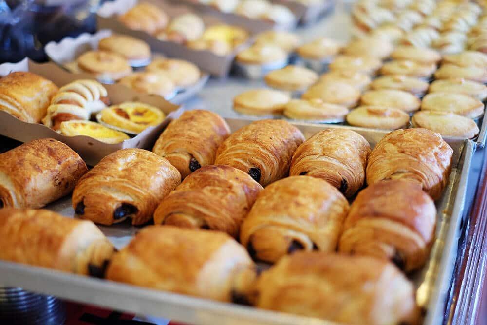 Paris Food Croissants