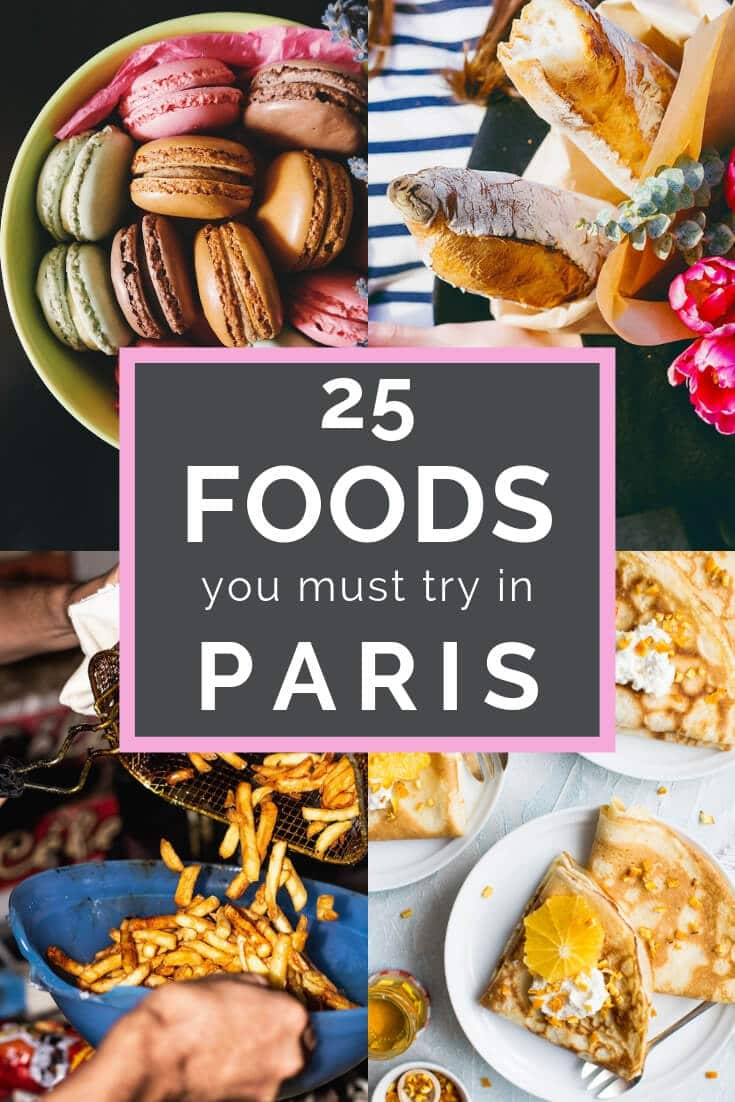 Paris Food