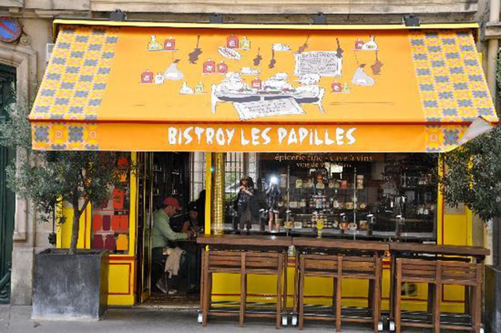 Best Restaurants in Paris Les Papilles