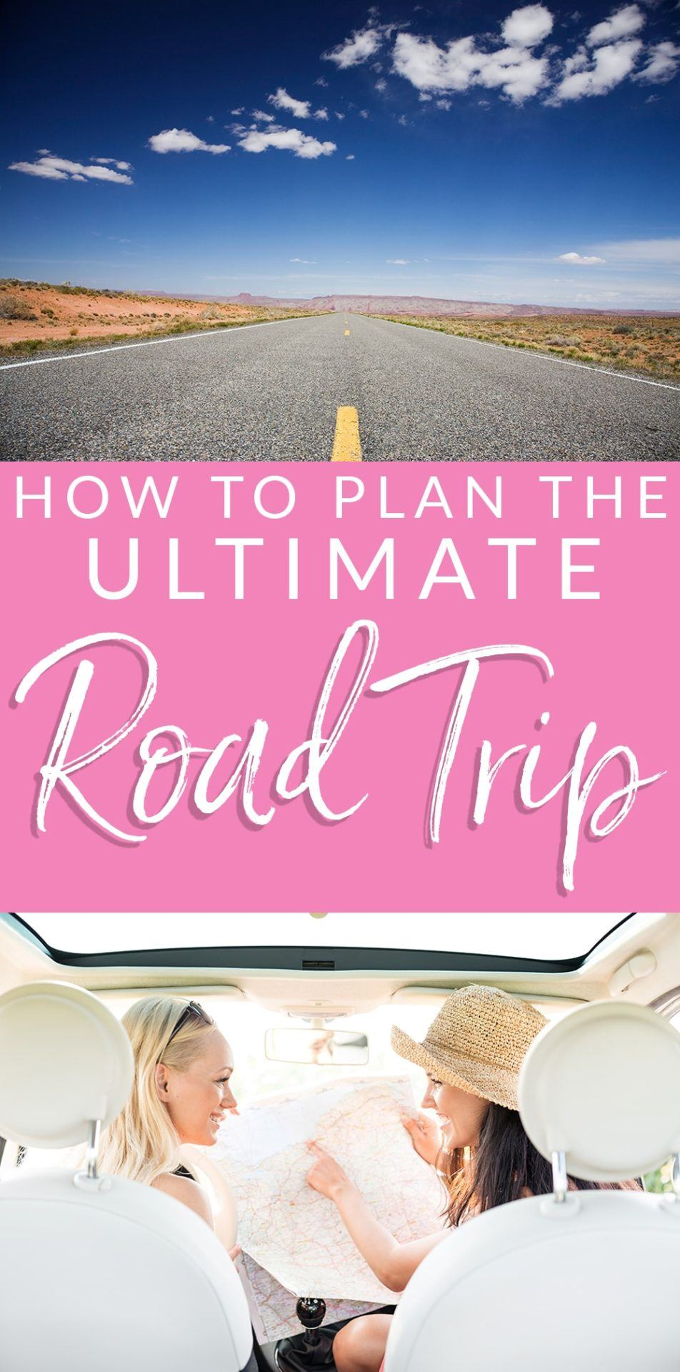 How to Plan the Ultimate Road Trip by Following these 5 Steps. From wanderlustcrew.com