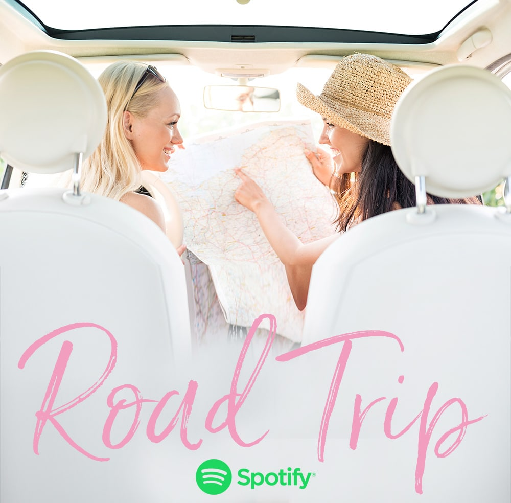 How to Plan a Road Trip: The best road trip playlist on Spotify