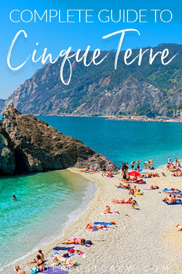 Complete Guide to Cinque Terre with Kids