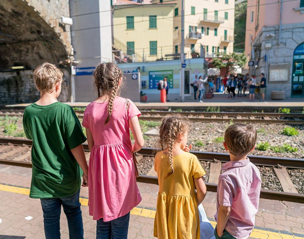 Things to do in Cinque Terre with Kids