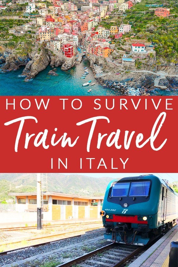 How to Survive Train Travel in Italy
