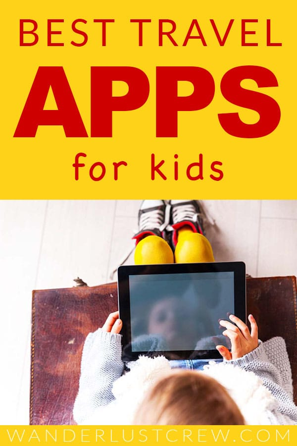 Best Travel Apps for Kids. Find the best apps to help kids learn while traveling. These fun and educational apps are family favorites.