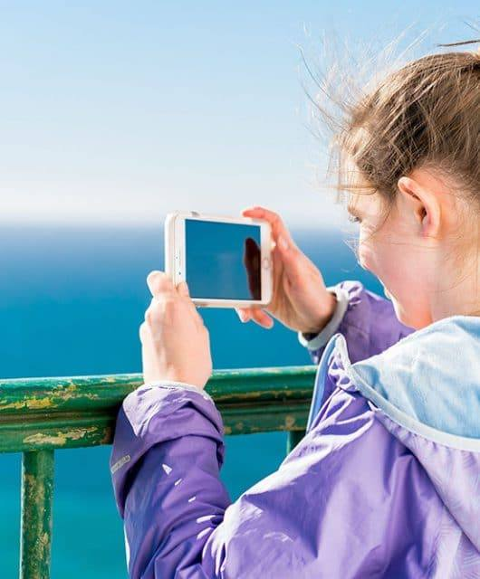 Phones for Kids Traveling with Technology for Kids