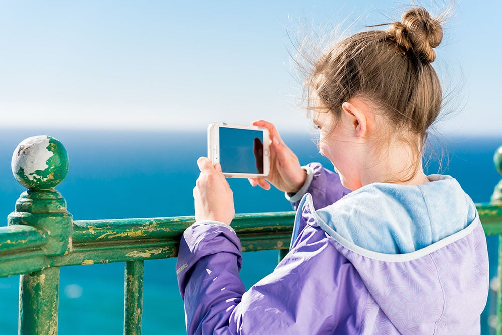 Traveling with Technology for Kids