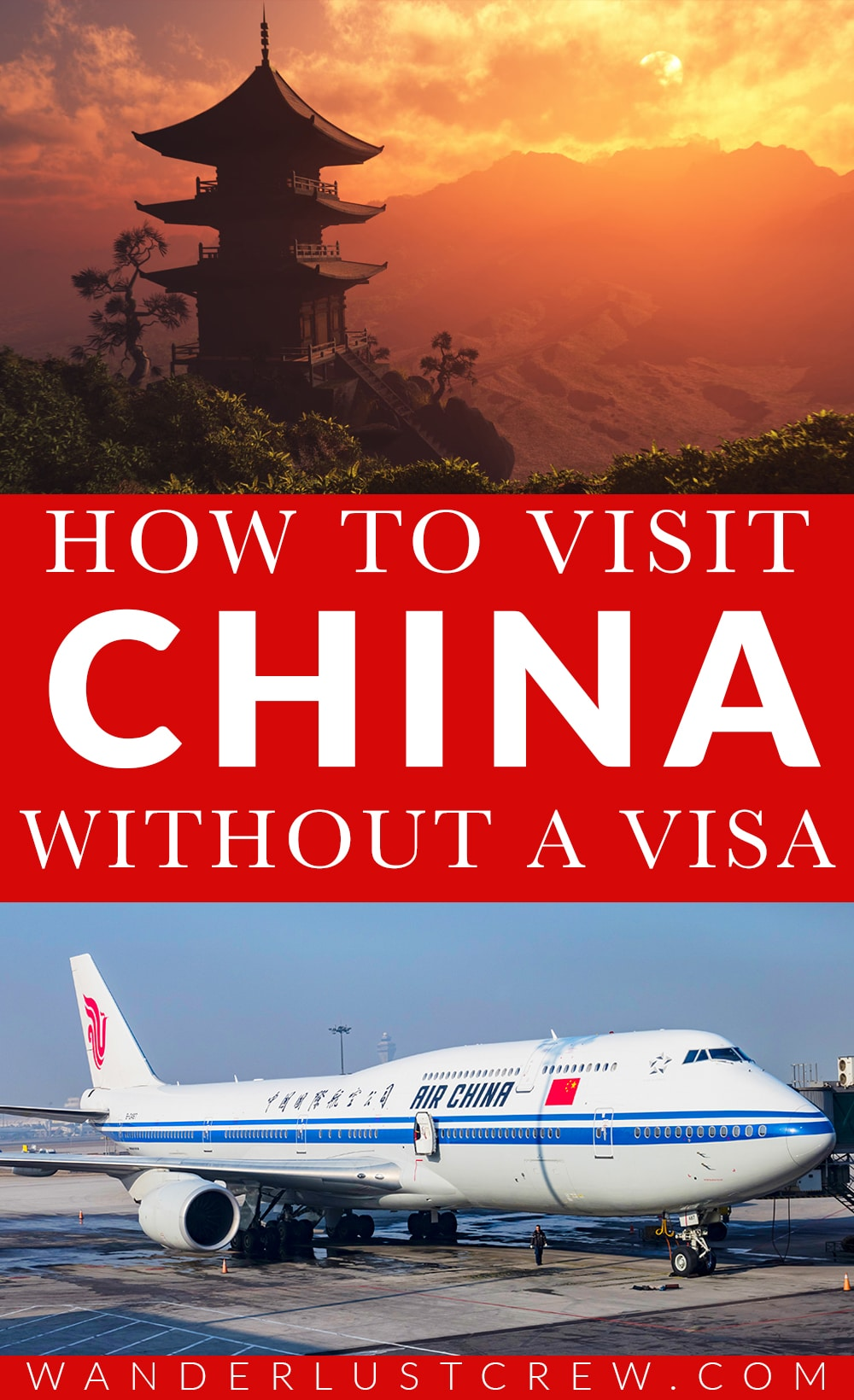 How to Visit China Without a Visa. Learn the ins and outs of how to visit China without needing a visa. Learn which cities are best to visit and what to do on your layover in China. #China #Layover #Visa