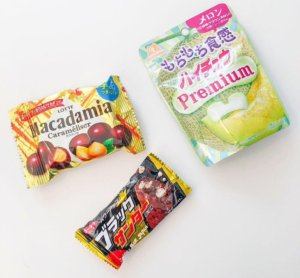 Japan Food Candy