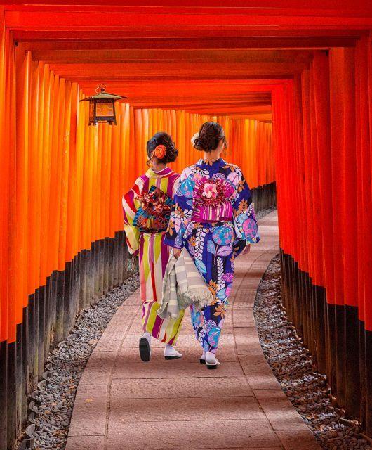 Japan Itinerary Kyoto
