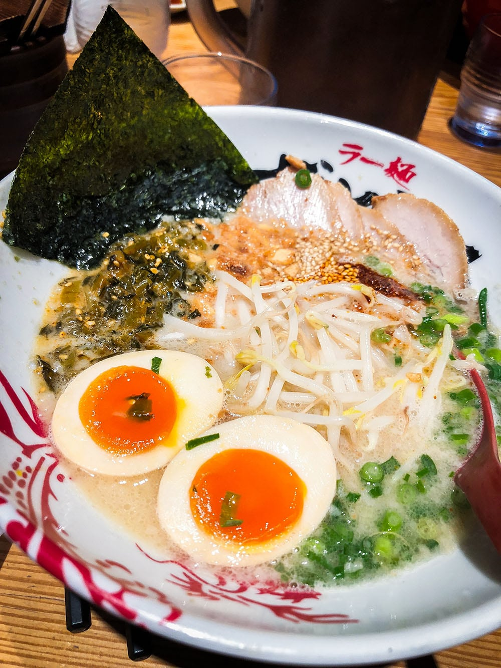 Japan Food Ramen Noodles