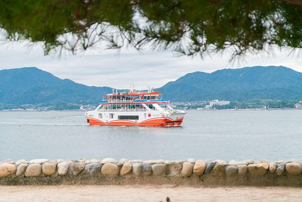 Miyajima Island Ferry