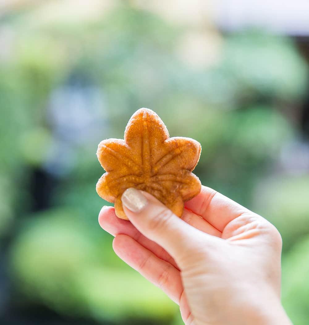 Miyajima Island Momiji Cookies