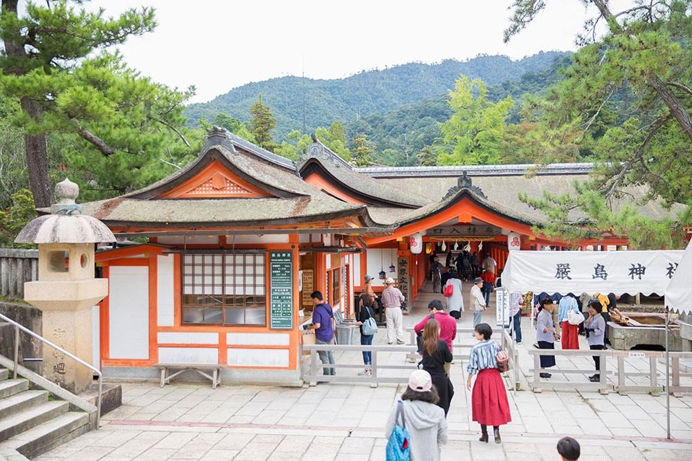 Miyajima Itsushima Shrine