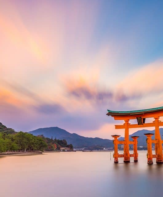 Miyajima Island Japan Itinerary