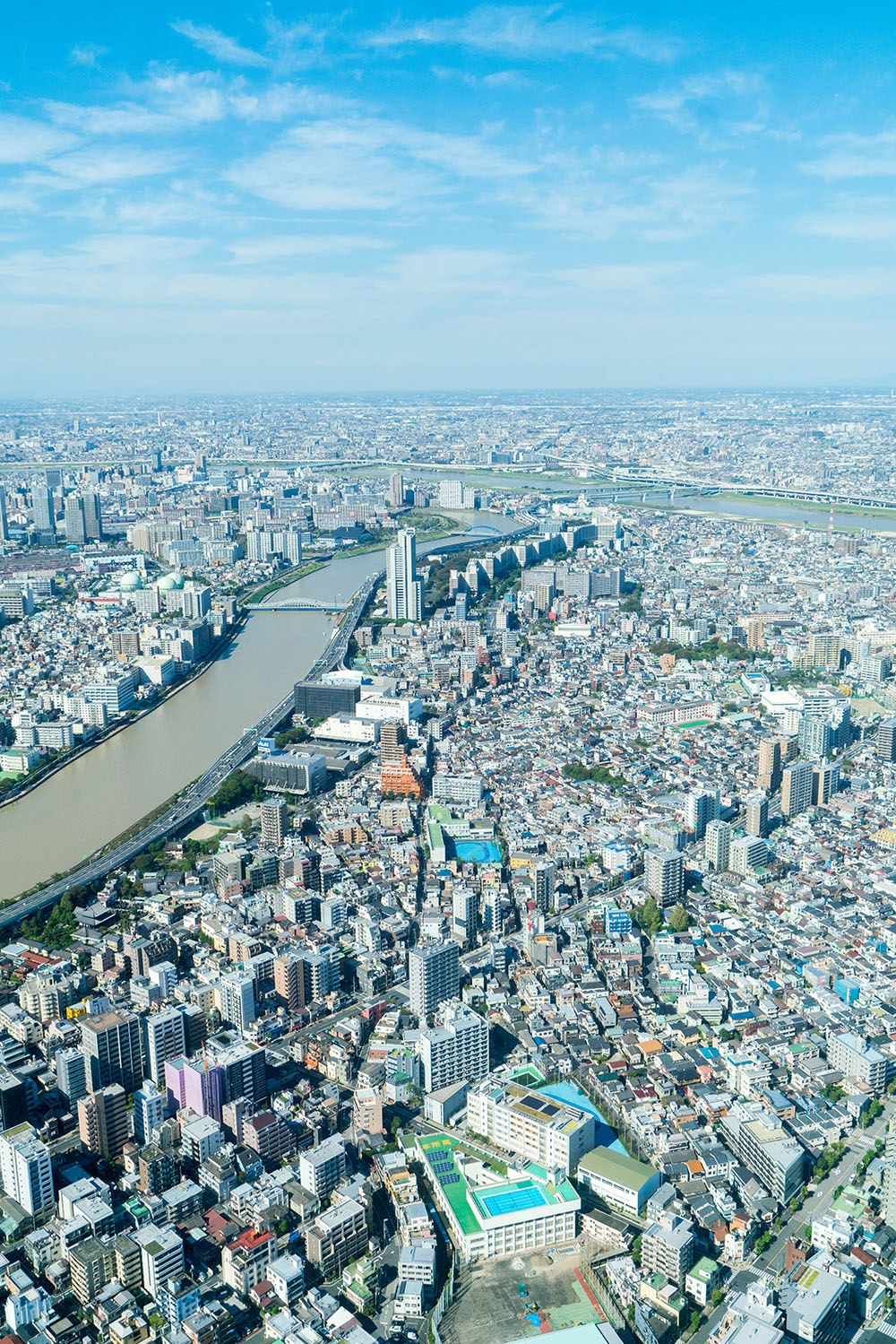 What to do in Tokyo Skytree
