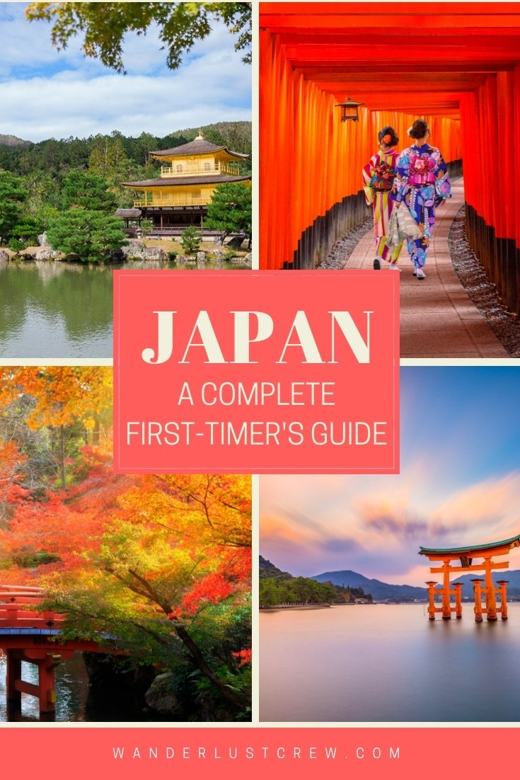 This first timer's Japan itinerary is perfect for your first visit to this incredible country. Discover the amazing things to do, food to eat, and places to visit in Japan in this guide to Japan. #Japan #Itinerary #Japanese #Tokyo #Kyoto
