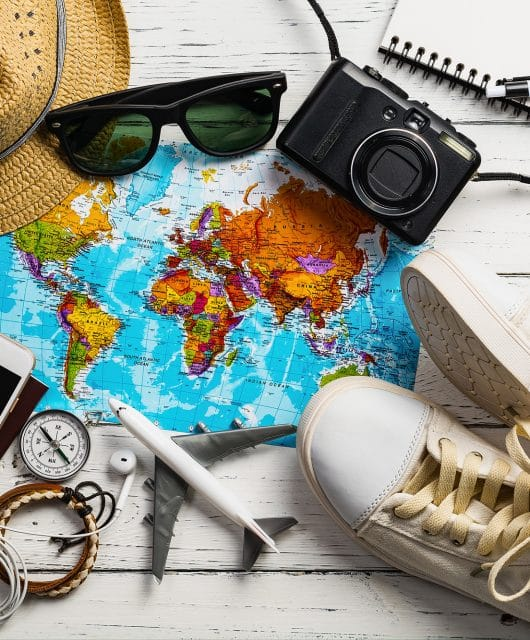 Travel for Teens Europe Itinerary