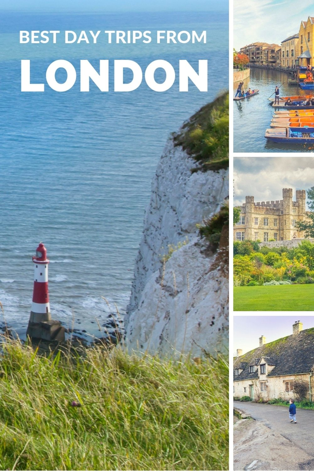 20 Best Day Trips from London