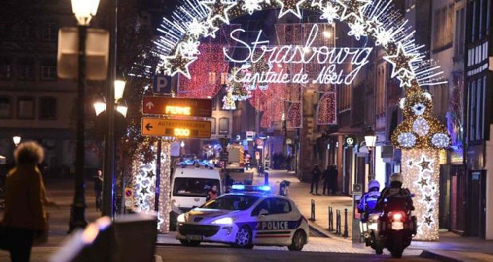 Strasbourgh Christmas Market Terrorist Attack